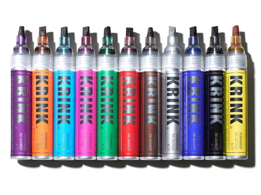 Krink K-71 Graffiti Marker Review